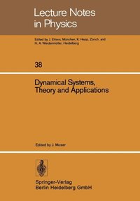 Dynamical Systems, Theory and Applications (häftad)