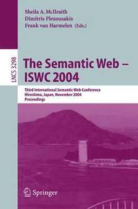 The Semantic Web - ISWC 2004 (häftad)