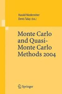Monte Carlo and Quasi-Monte Carlo Methods 2004 (häftad)