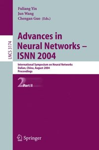 Advances in Neural Networks - ISNN 2004 (e-bok)