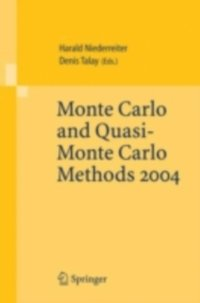 Monte Carlo and Quasi-Monte Carlo Methods 2004 (e-bok)