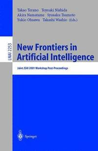 New Frontiers in Artificial Intelligence (häftad)
