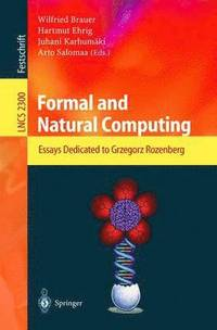 Formal and Natural Computing (häftad)