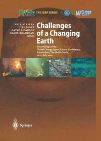 Challenges of a Changing Earth (inbunden)