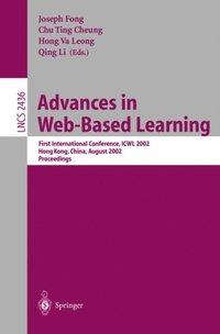 Advances in Web-Based Learning (e-bok)