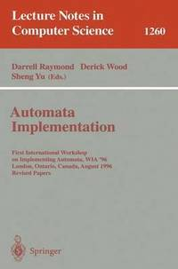 Automata Implementation (häftad)