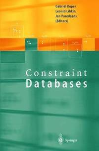 Constraint Databases (inbunden)