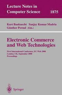 Electronic Commerce and Web Technologies (häftad)