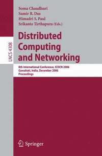 Distributed Computing and Networking (häftad)