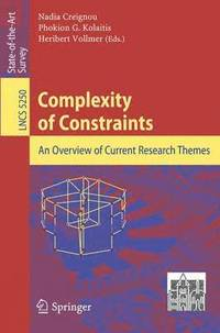Complexity of Constraints (häftad)