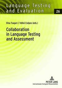 Collaboration in Language Testing and Assessment (inbunden)