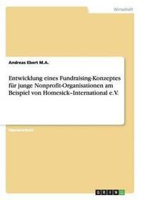 Fundraising-Konzept Fur Junge Nonprofit-Organisationen Am Beispiel ...