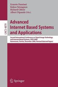 Advanced Internet Based Systems and Applications (häftad)