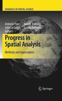 Progress in Spatial Analysis (inbunden)
