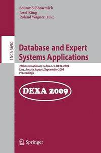 Database and Expert Systems Applications (häftad)
