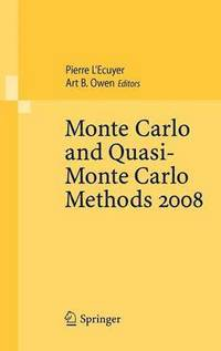 Monte Carlo and Quasi-Monte Carlo Methods 2008 (inbunden)