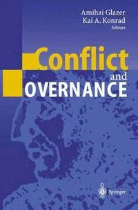 Conflict and Governance (häftad)