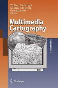 Multimedia Cartography (häftad)