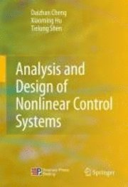 Analysis and Design of Nonlinear Control Systems (inbunden)