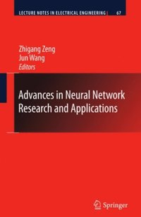 Advances in Neural Network Research and Applications (e-bok)