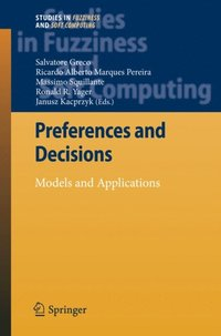 Preferences and Decisions (e-bok)