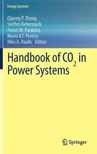 Handbook of CO2 in Power Systems (inbunden)