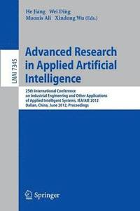 Advanced Research in Applied Artificial Intelligence (häftad)