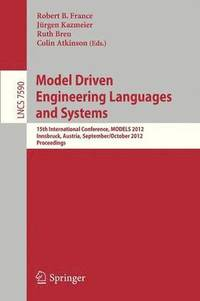 Model Driven Engineering Languages and Systems (häftad)
