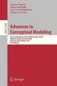 Advances in Conceptual Modeling (häftad)