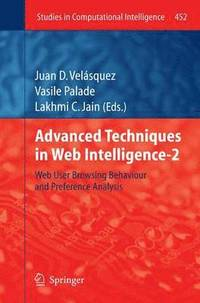 Advanced Techniques in Web Intelligence-2 (häftad)