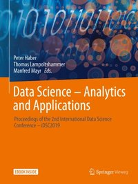 Data Science - Analytics and Applications (e-bok)