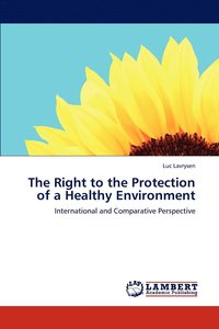 The Right to the Protection of a Healthy Environment (häftad)