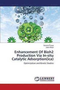 Enhancement of Bioh2 Production Via In-Situ Catalytic Adsorption(ica) (häftad)
