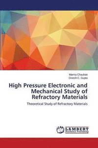 High Pressure Electronic and Mechanical Study of Refractory Materials (häftad)