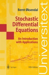 Stochastic Differential Equations (e-bok)