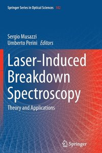 Laser-Induced Breakdown Spectroscopy (häftad)