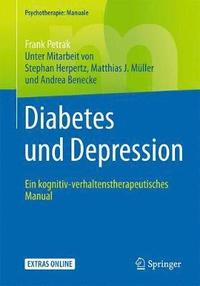 Diabetes Und Depression (häftad)