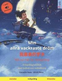 Skopia.it Min allra vackraste dröm - W? zuì m?i de mèngxi?ng (svenska - kinesiska): Tvåspråkig barnbok, med ljudbok som nedladdning Image