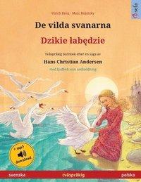 Skopia.it De vilda svanarna - Dzikie lab?dzie (svenska - polska) Image