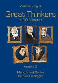 Great Thinkers in 60 Minutes - Volume 2 (häftad)