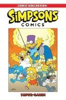 Simpsons Comics-Bd.18 Super Gaudi (inbunden)