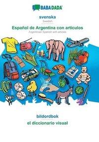 Skopia.it BABADADA, svenska - Espanol de Argentina con articulos, bildordbok - el diccionario visual Image