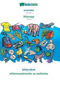 Skopia.it BABADADA, svenska - Xitsonga, bildordbok - xihlamuselamarito xa swifaniso Image