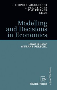 Modelling and Decisions in Economics (inbunden)