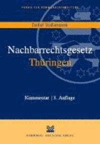 Nachbarrechtsgesetz Thuringen Detlef Stollenwerk Haftad