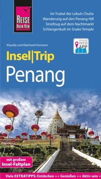 Reise Know-How InselTrip Penang (e-bok)