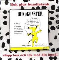 Skopia.it Hundkonster - bok+leksak Image