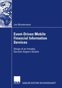 Event-Driven Mobile Financial Information Services (e-bok)