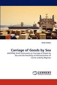 Carriage of Goods by Sea (häftad)