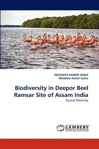 Biodiversity in Deepor Beel Ramsar Site of Assam India (häftad)